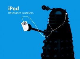 Dr Who IPod