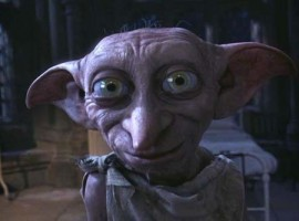 elfe de maison, dobby, Harry Potter