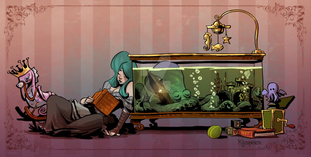 Brian KESINGER illustration ♥