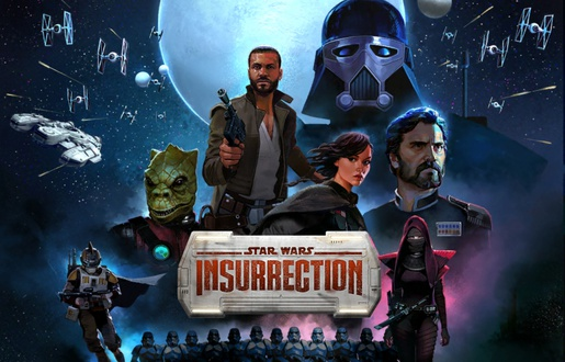 Star Wars Insurrection Disney