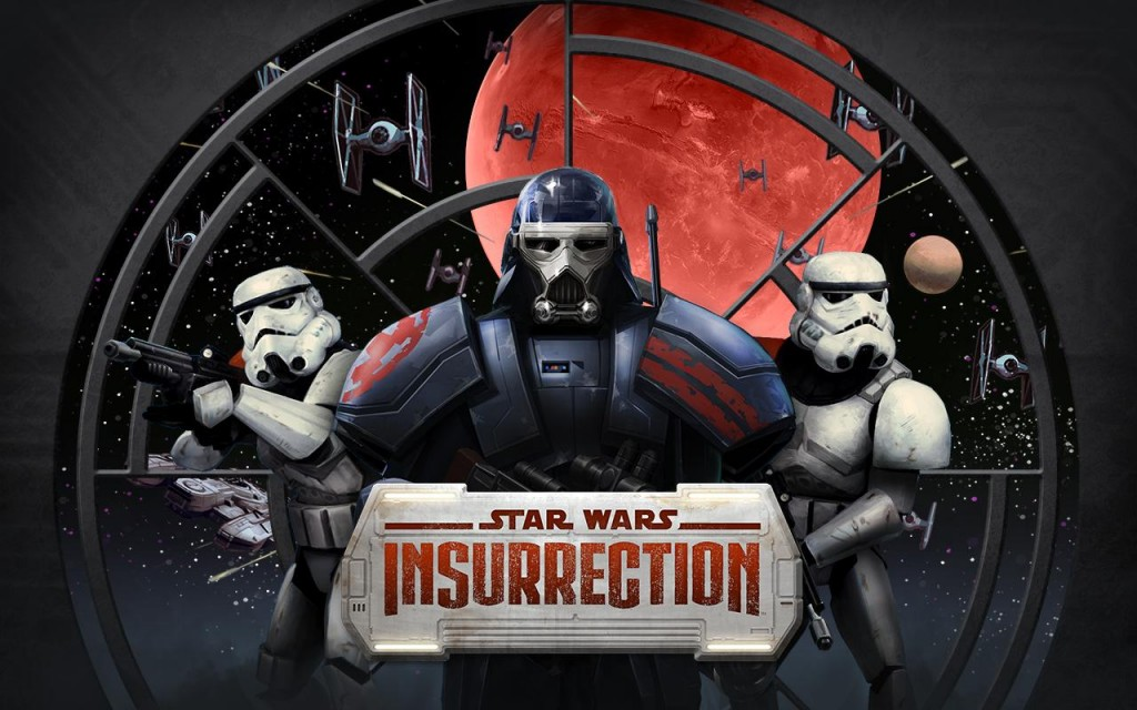 Star wars Insurrection Kabam Disney