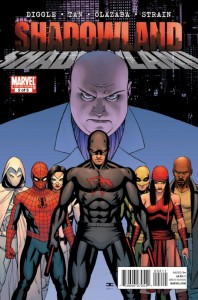 Shadowland Daredevil Marvel