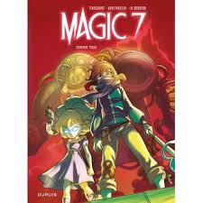 magic 7 tome 2