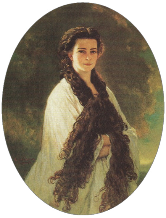 empress_elisabeth_of_austria_1864
